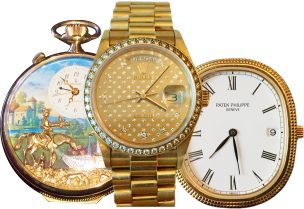 Photo Luxury and collectible watches